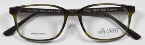 Dolomiti Eyewear DE23 Grey/Olive Stripe