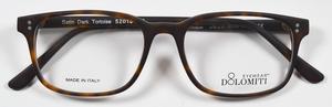 Dolomiti Eyewear DE23 Satin Dark Tortoise