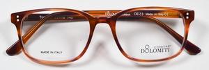 Dolomiti Eyewear DE23 Tortoise