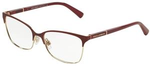 Dolce & Gabbana DG1268LOGO PLAQUE Eyeglasses