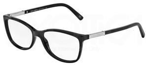 Dolce & Gabbana DG3107 LOGO PLAQUE Glasses
