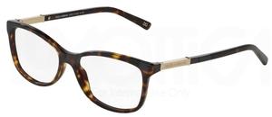 Dolce & Gabbana DG3107 LOGO PLAQUE Eyeglasses