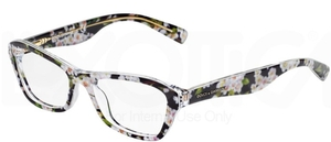 Dolce & Gabbana DG3202 ALMOND FLOWERS Prescription Glasses