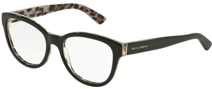 Dolce & Gabbana DG3209 ENCHANTED BEAUTIES Eyeglasses