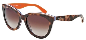 Dolce & Gabbana DG4207 MULTICOLOR Sunglasses