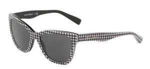 Dolce & Gabbana DG4237 Black/Print Pied De Poule