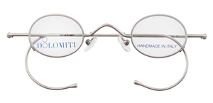 Dolomiti Eyewear DM7 Cable Satin Silver