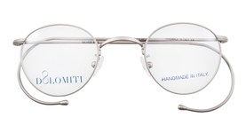 Dolomiti Eyewear DM8 Cable Satin Silver