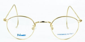 Dolomiti Eyewear DM8 Cable Shiny Gold