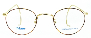 Dolomiti Eyewear DM8 Cable Shiny Gold/Tortoise