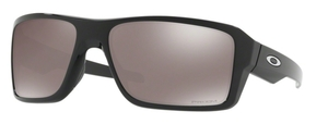 Oakley Double Edge OO9380 08 Polished Black with Prizm Black Polarized Lenses