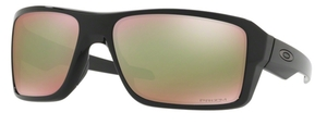 Oakley Double Edge OO9380 14 Polished Black with Prizm Shallow H2O Polarized Lenses