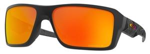 Oakley Double Edge OO9380 Matte Black Prizmatic / prizm ruby polar
