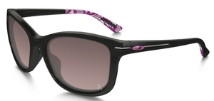 Oakley Drop In OO9232 Polished Black with G40 Black Gradient Lenses