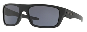 Oakley DROP POINT OO9367 01 Matte Black / Grey