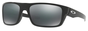 Oakley DROP POINT OO9367 02 Polished Black / Black Iridium
