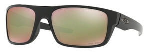 Oakley DROP POINT OO9367 15 Polished Black with Prizm Shallow H2O Polarized Lenses
