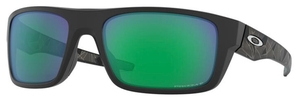 Oakley DROP POINT OO9367 Matte Black Prizmatic / prizm jade polar
