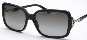 Tiffany TF4043 Black with Grey Gradient Lenses