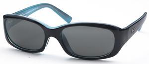 Maui Jim Punchbowl 219 Black/ Blue