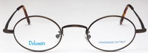 Dolomiti Eyewear OC2/S Satin Antique Bronze