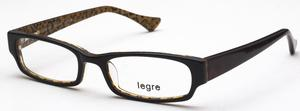 Legre LE 133 Dark Tortoise/ Animal Print