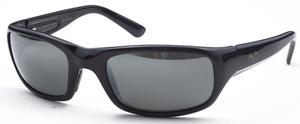 Maui Jim Stingray 103 Gloss Black with Grey Polarized Lenses