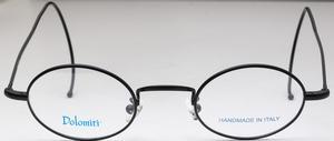 Dolomiti Eyewear OC2/C Satin Black