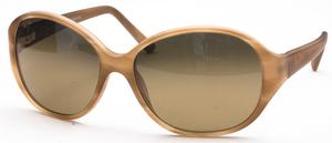 Maui Jim Ginger 221 Matte Sandstone with Brown Polarized Lenses