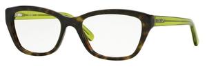 DKNY DY4665 Green/Tortoise