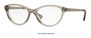 DKNY DY4671 GREY CRYSTAL/SATIN SILVE