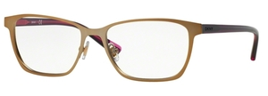 DKNY DY5650 Satiny Gold