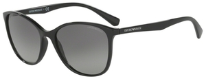 Emporio Armani EA4073 Black w/ Gray Gradient Lenses