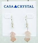 Casa Crystals & Jewelry Earings, Nugget, Dangle Style Eyeglasses