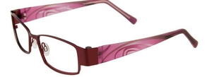 Aspex EC217 Satin Dark Pinkish Red / Design