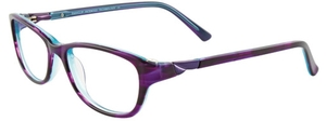 Aspex EC300 80. Marbled Purple / Clear Light Blue