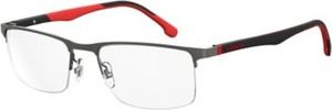 Carrera Carrera 8843 Semi Matte Dark Ruthenium