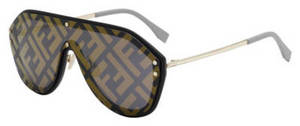 Fendi Men Ff M 0039/G/S Sunglasses