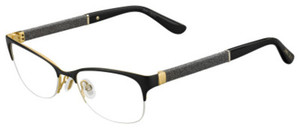 Jimmy Choo Jc 106 Matte Black