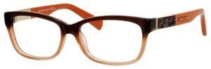 Jimmy Choo Jc 110 Brown Orange