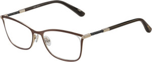 Jimmy Choo Jimmy Choo 134 Matte Dark Brown