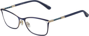Jimmy Choo Jimmy Choo 134 Matte Blue