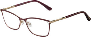 Jimmy Choo Jimmy Choo 134 Burgundy