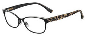 Jimmy Choo Jc 147 Black Animal