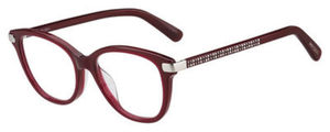 Jimmy Choo Jc 196 Opal E Burgundy