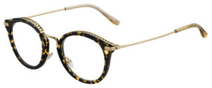 Jimmy Choo Jc 204 Dark Havana