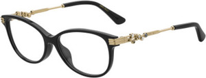 Jimmy Choo Jc 221/F Black