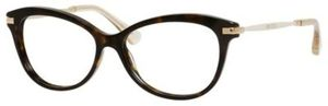 Jimmy Choo Jc 95 Dark Havana / Ivory