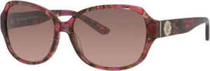 Juicy Couture Ju 591/S Pink Burgundy
