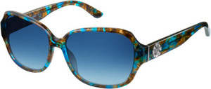 Juicy Couture Ju 591/S Blue Brown